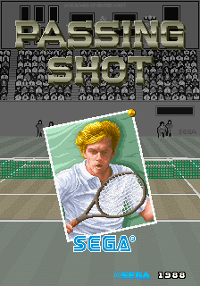 网球绝招:近身攻击