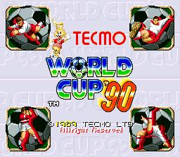 世界杯足球'90(世界版)