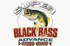 GBA超级黑巴斯钓鱼(欧版)