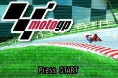 GBA摩托车赛