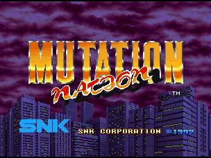 外星游龙(Mutation Nation )
