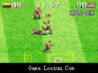 足球世界杯射门(Goal! Goal! Goal!)