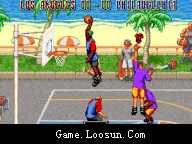 街头篮球(Street Hoop)街机版