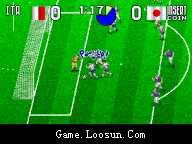 96 Tecmo 国际版杯足球