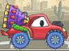 手机游戏大卡车吃小汽车2无限金币版