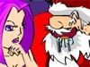 圣诞老人泡妞