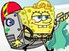 海绵宝宝海底清洁工